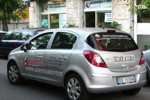 Patente auto moto Roma